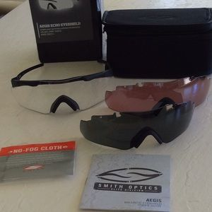 Smith Optics Aegis Echo Range Deluxe Kit (Black)
